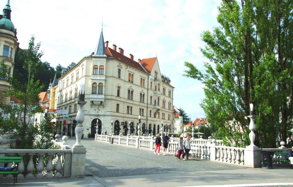 Ljubljana, zelena prestonica Evrope