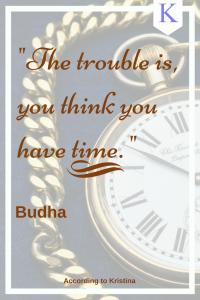 Mislite da imate vremena?