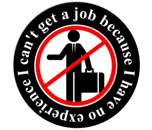 Nemam posao jer nemam iskustva, nemam iskustva jer nemam posao