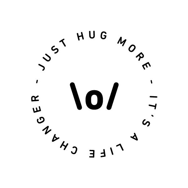 Hug more