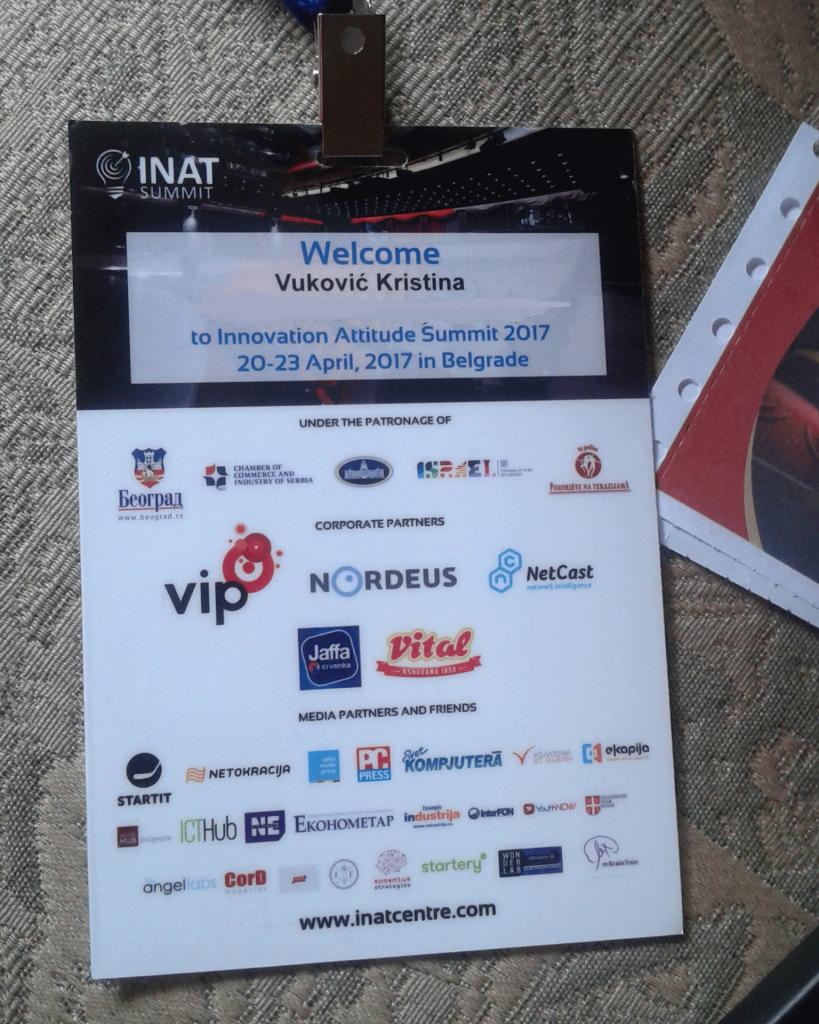 Akreditacija - INAT Summit 2017
