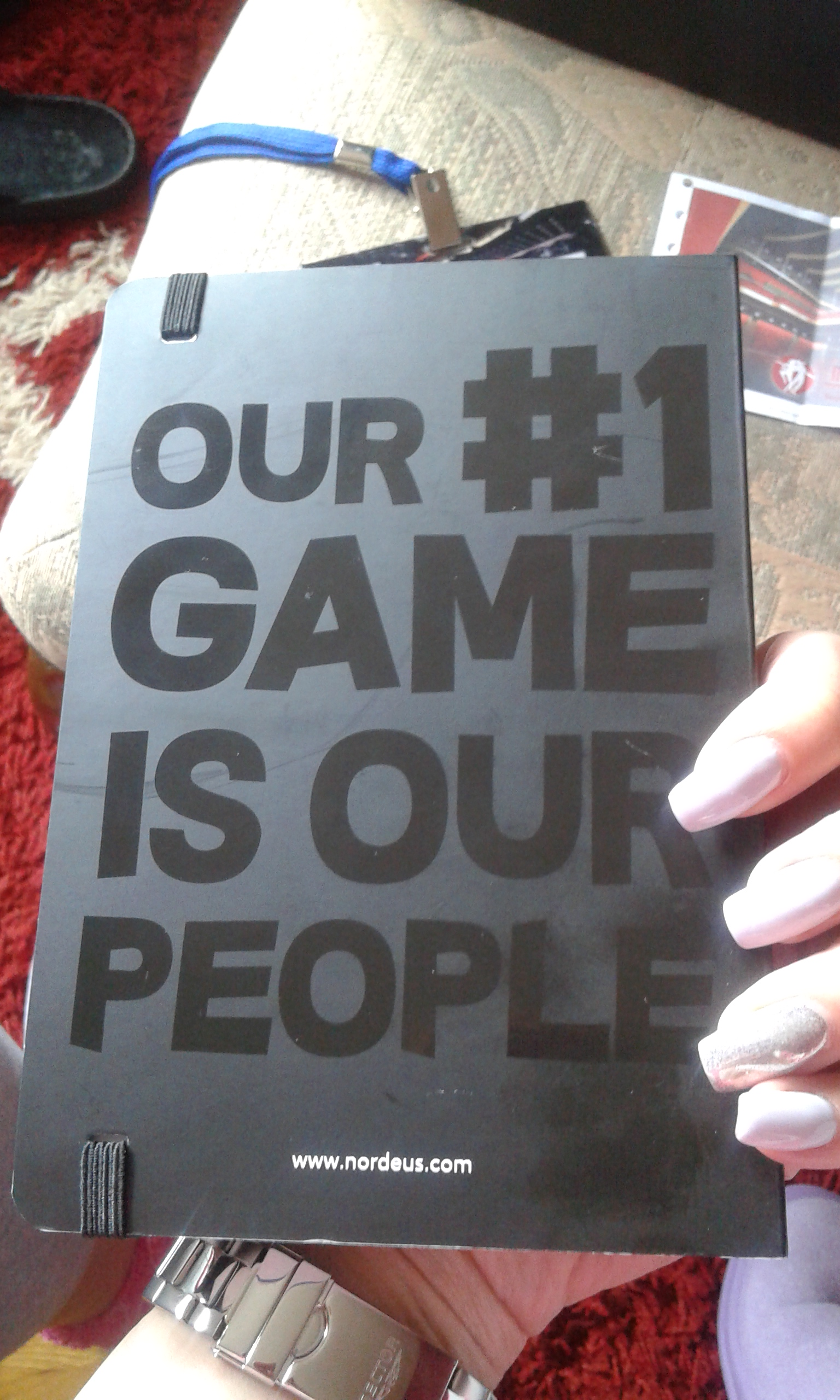 Our #1 game is our people