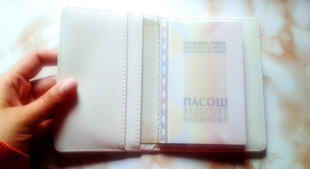 Carpisa GO Futrola za pasoš sa džepovima