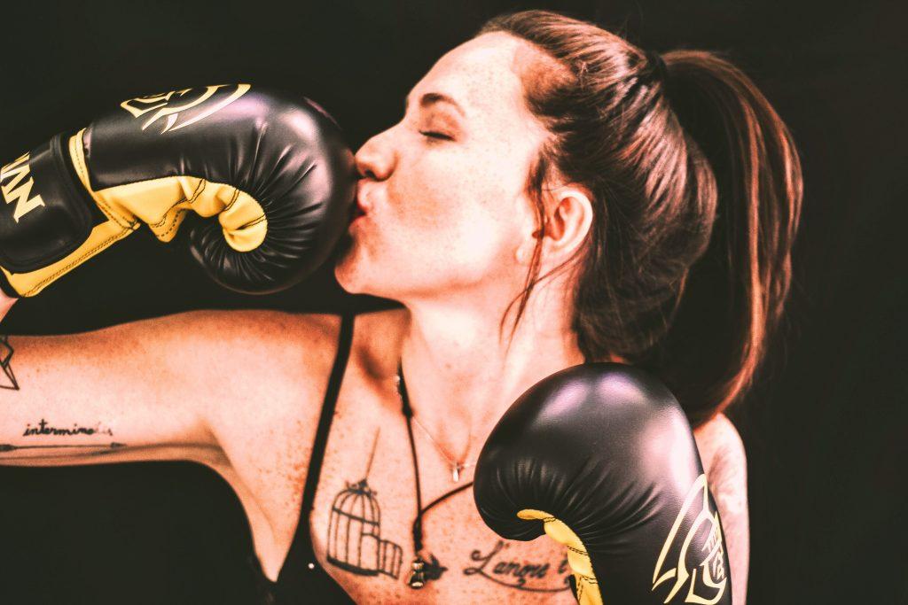 Vežbanje je sjajno jer vas jača i fizički i psihički!