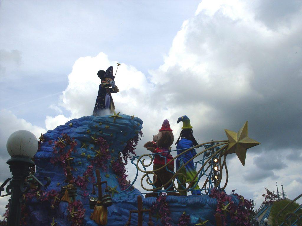 Završna proslava i parada Diznijevih junaka