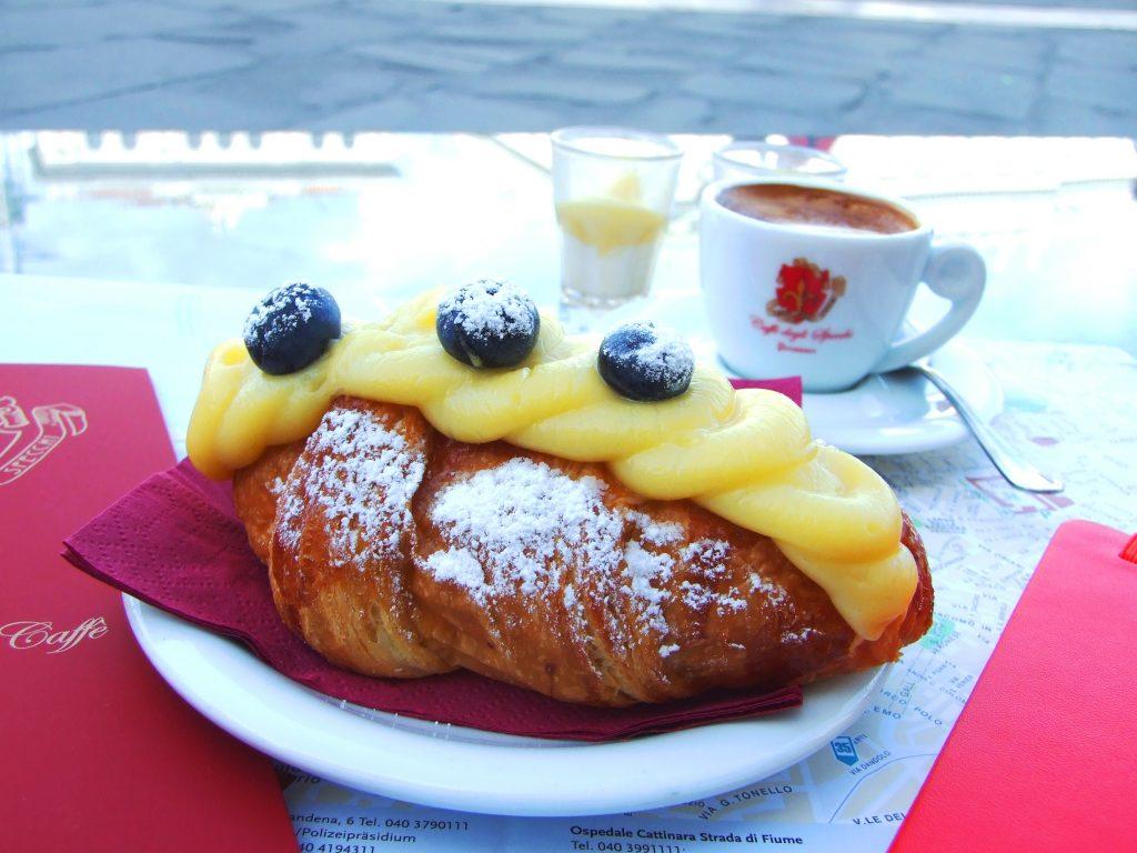 Tipičan italijanski doručak