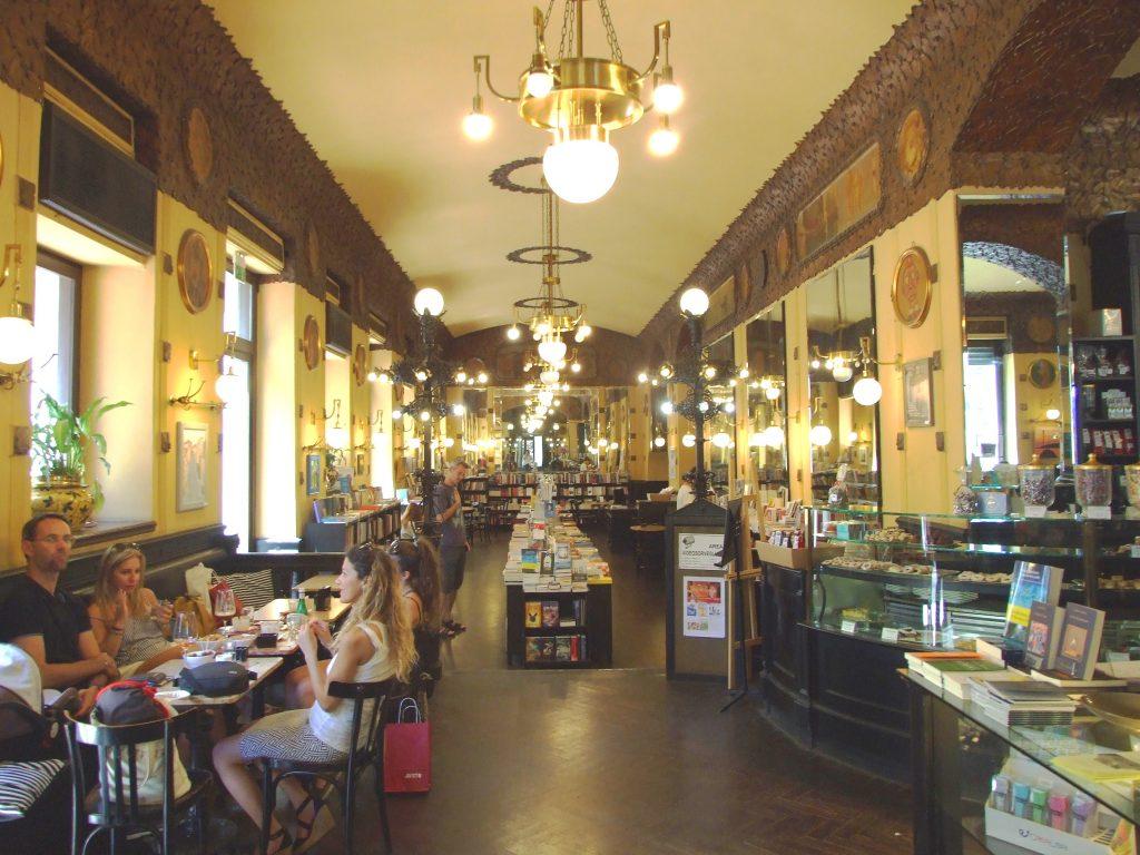 Caffe San Marco - knjižara i kafe