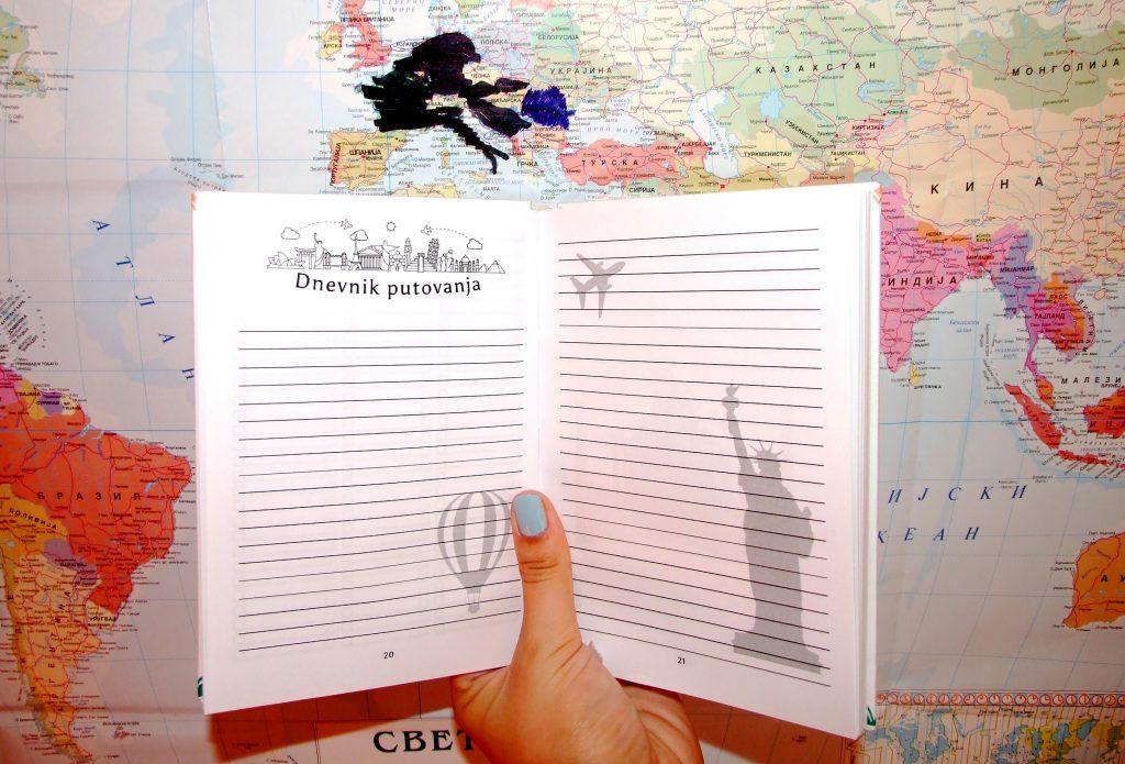 Dnevnik putovanja