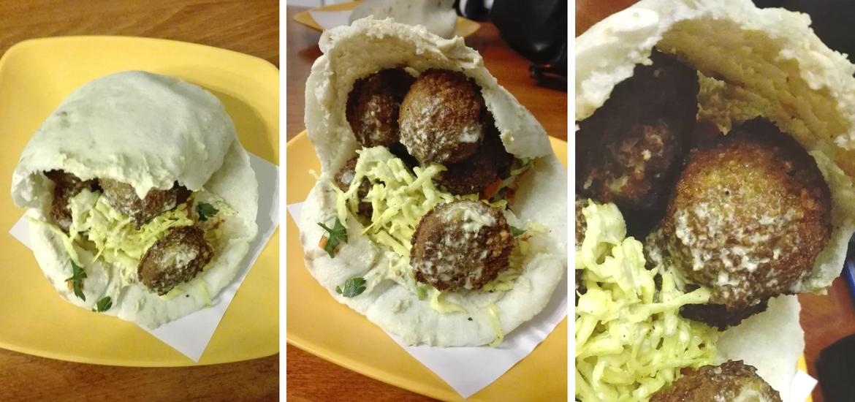 Iskustvo više: Falafel