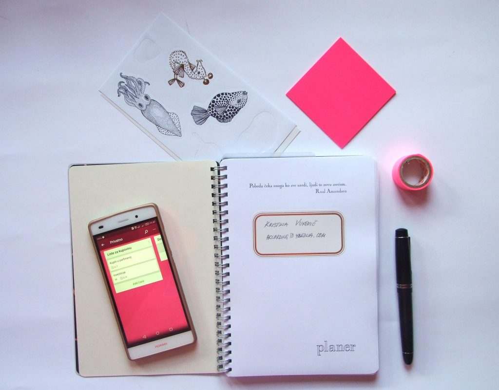 Počnimo sa planiranjem!