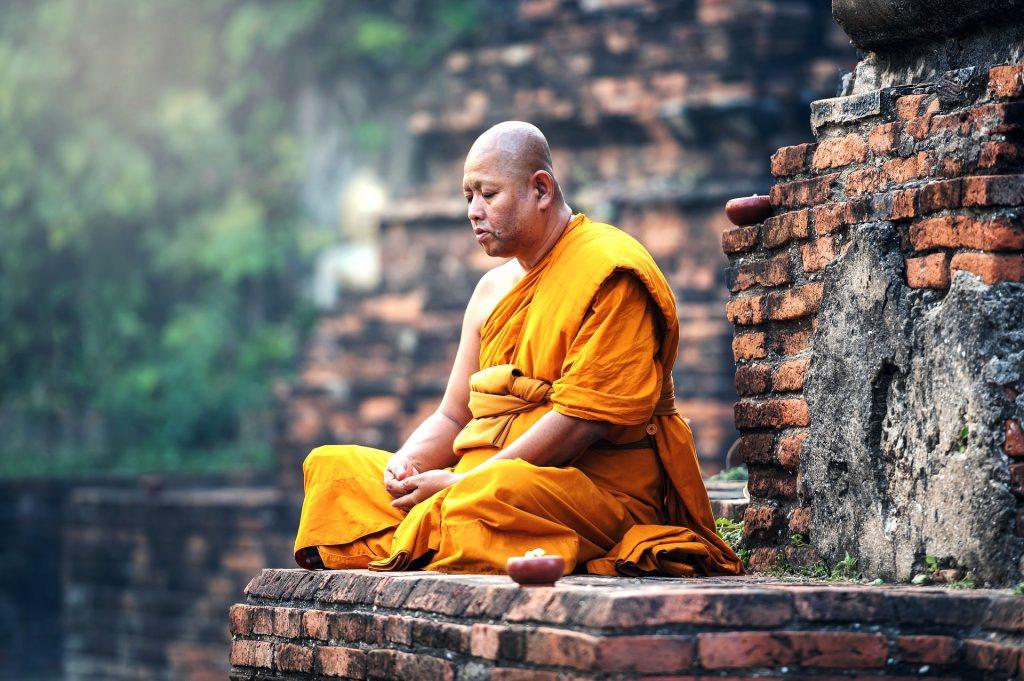 Meditacija se najčešće vezuje za budizam
