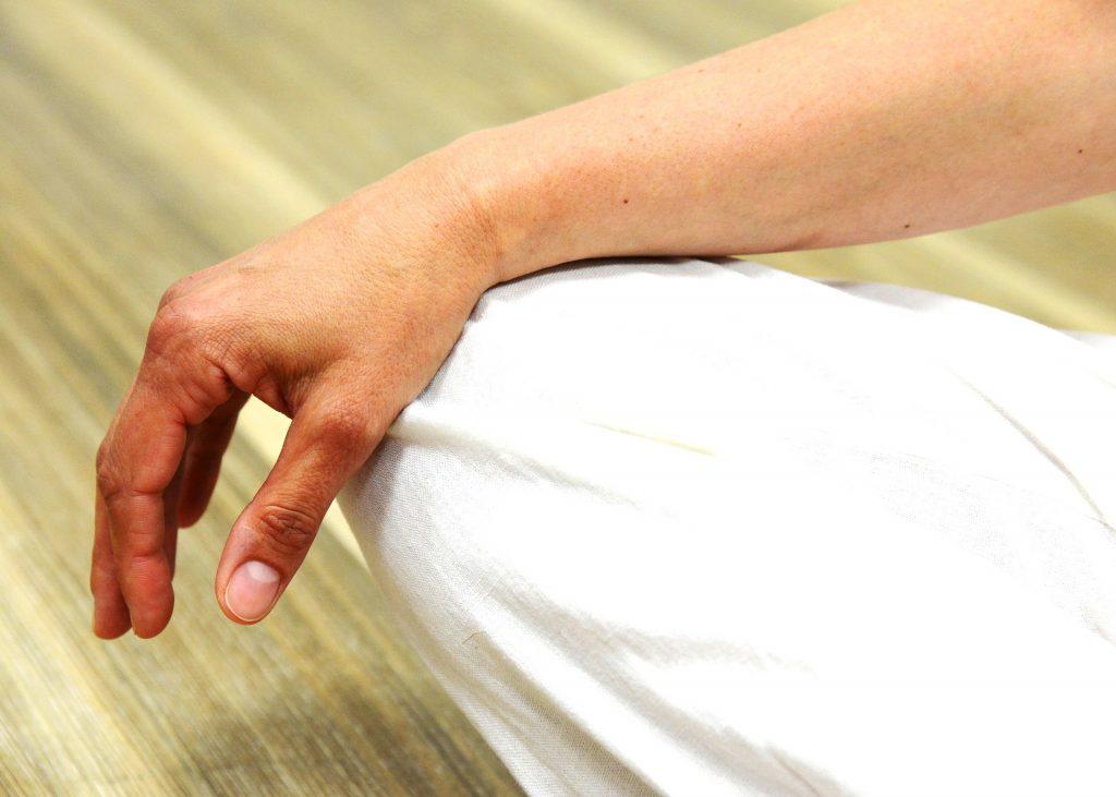 Položaj za meditaciju