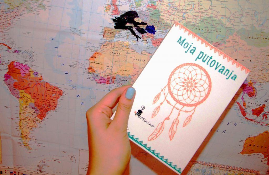 Minino planer za putovanja © According to Kristina