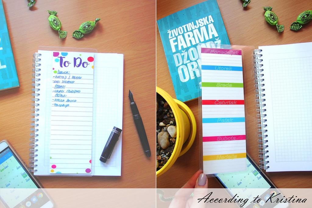 Organizujte se na brzinu © According to Kristina