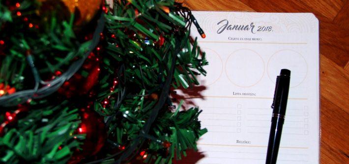 Nova godina Novi početak ili novi izgovor © According to Kristina