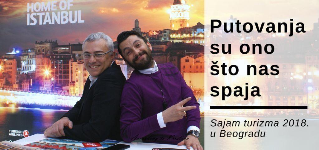 Putovanja su ono što nas spaja: Sajam turizma 2018. u Beogradu