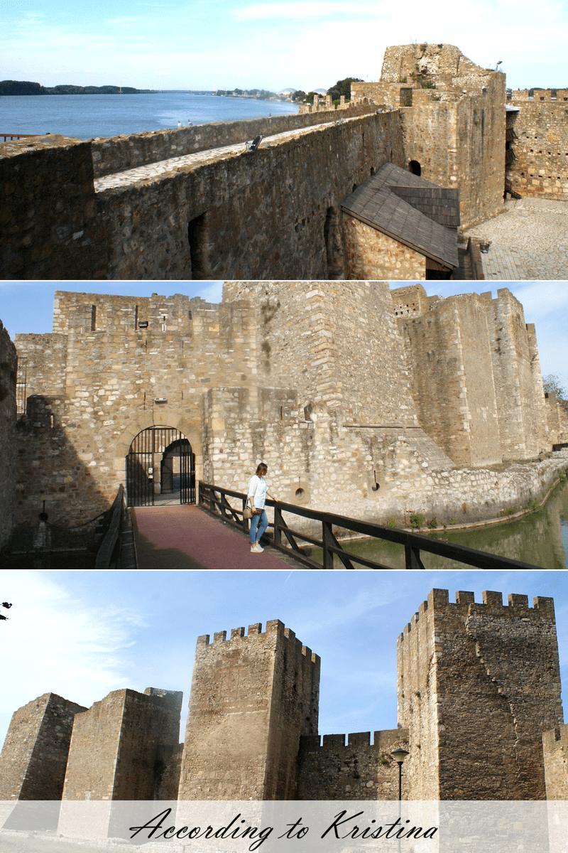 Smederevska tvrđava - Veliki grad © According to Kristina