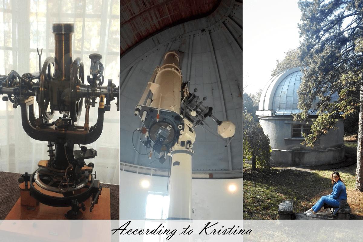 Astronomska opservatorija © According to Kristina