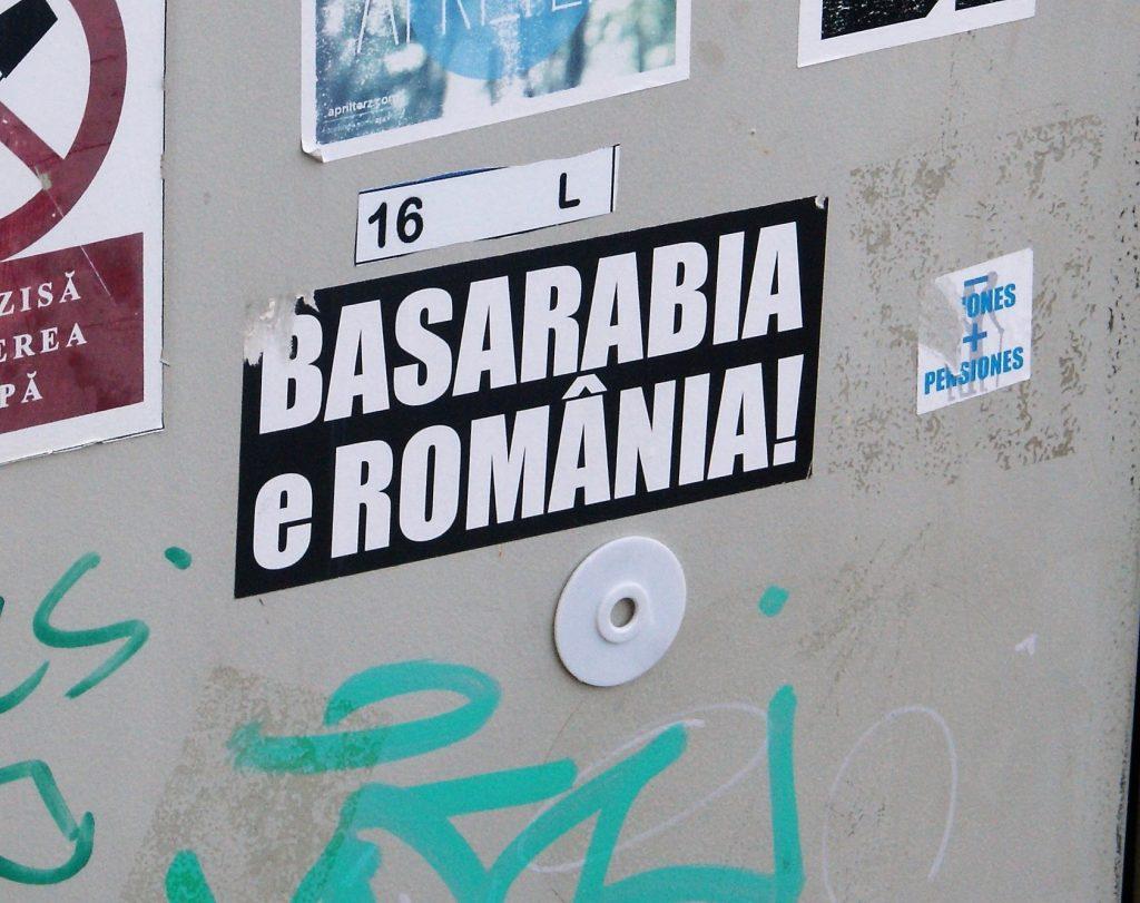 Besarabija je Rumunija © According to Kristina