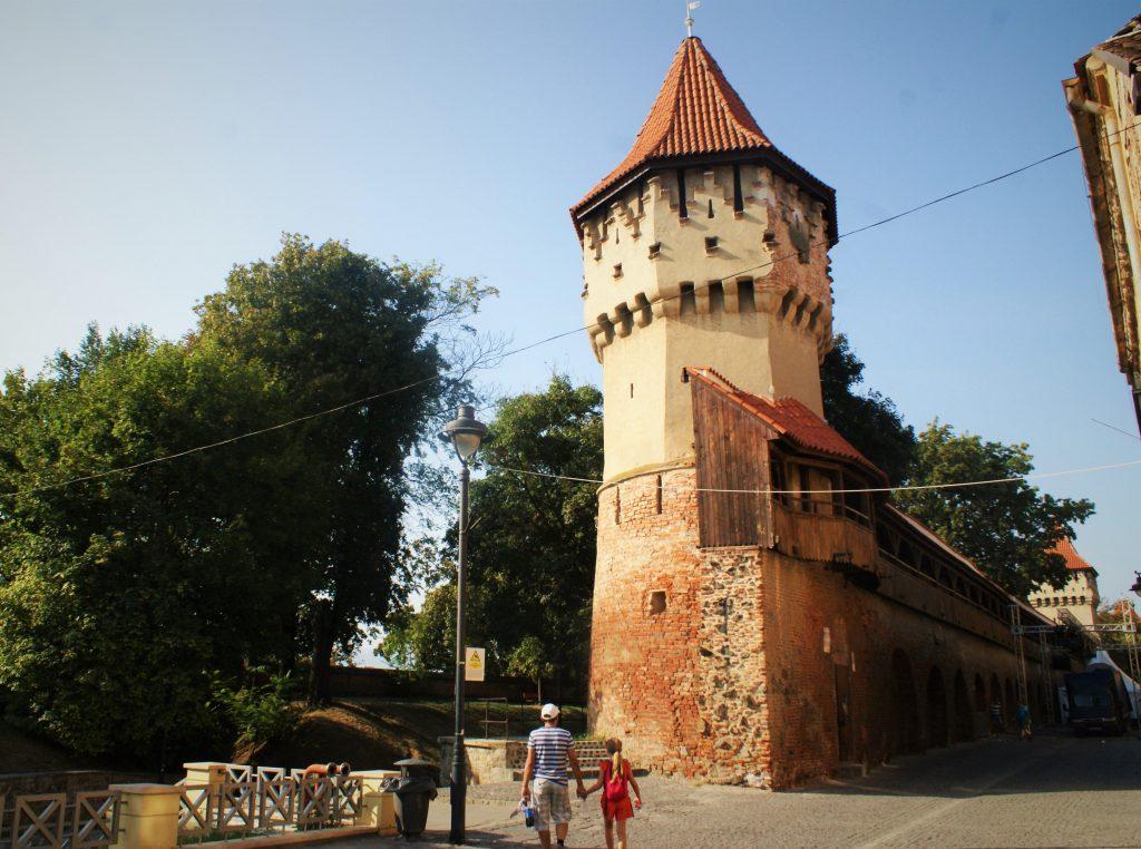 Sibinj ima bogato istorijsko nasleđe © According to Kristina