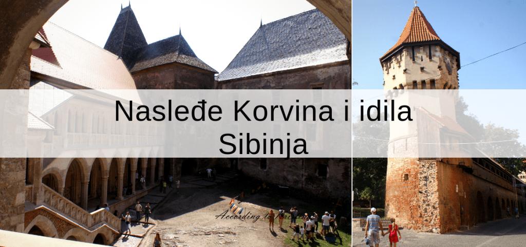 Transilvanija 1. deo: Nasleđe Korvina i idila Sibinja