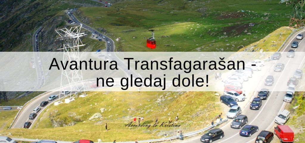 Transilvanija 2. deo: Avantura Transfagarašan – ne gledaj dole!