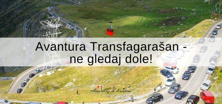 avantura transfagarašan © According to Kristina