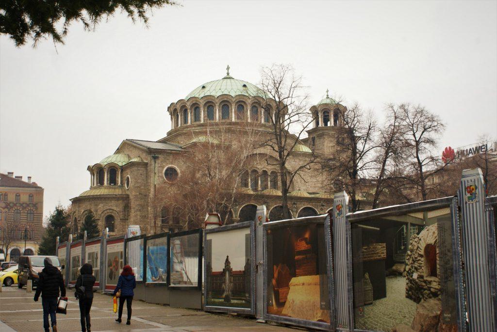 Crkva Svete Nedelje © According to Kristina