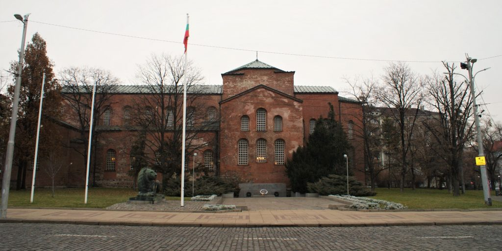 Crkva Svete Sofije © According to Kristina
