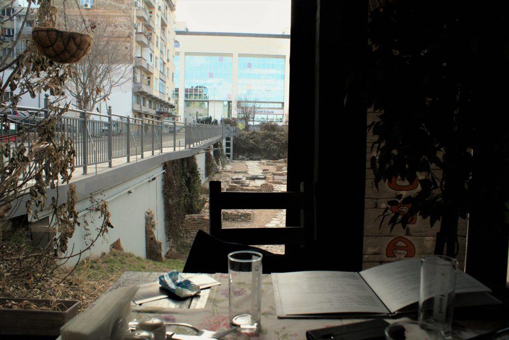 Restoran Serdika © According to Kristina