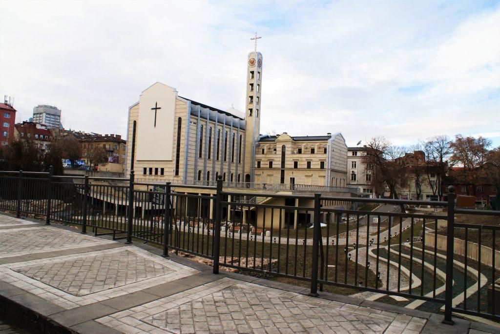 Sofijska katolička katedrala © According to Kristina