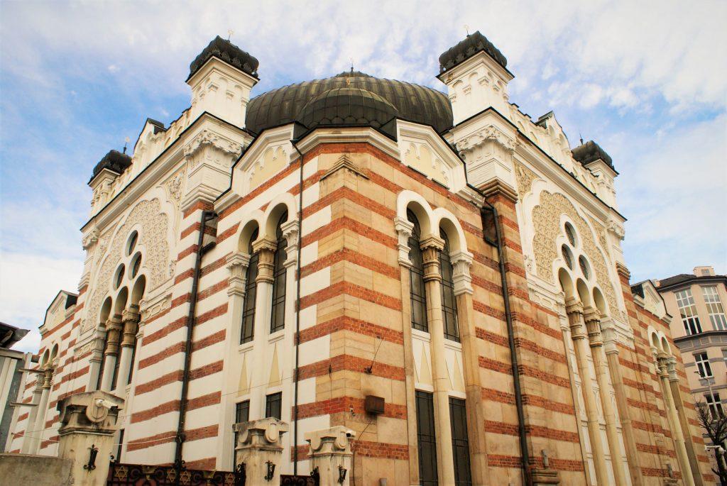 Sofijska sinagoga © According to Kristina