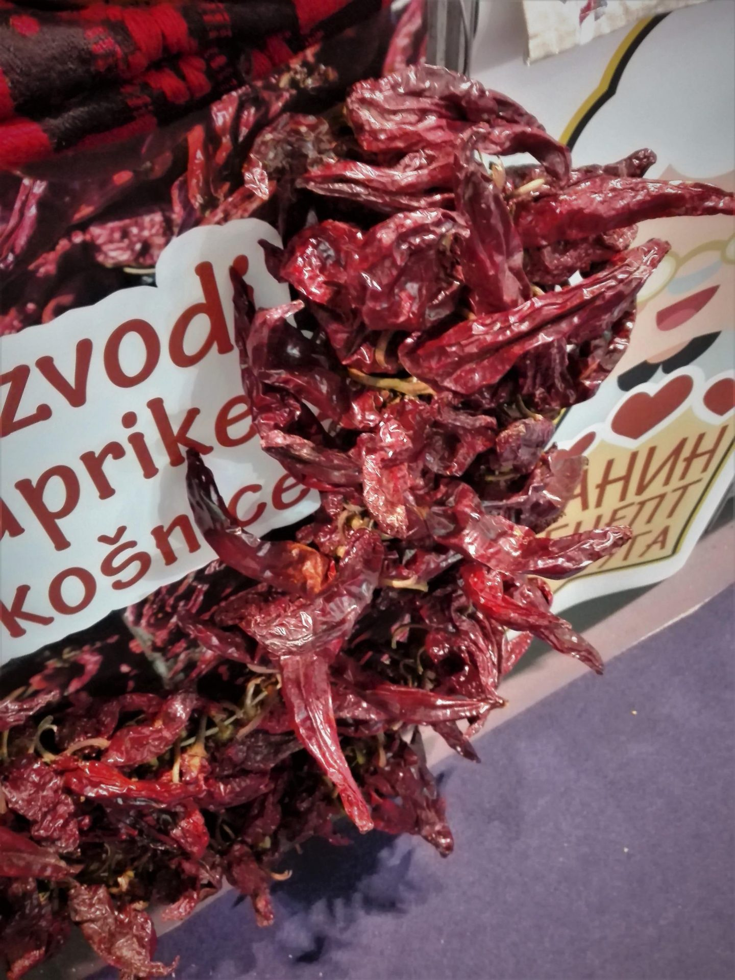 Domaće - paprika iz Lokošnice © According to Kristina