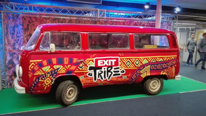 Exit bus  © According to Kristina