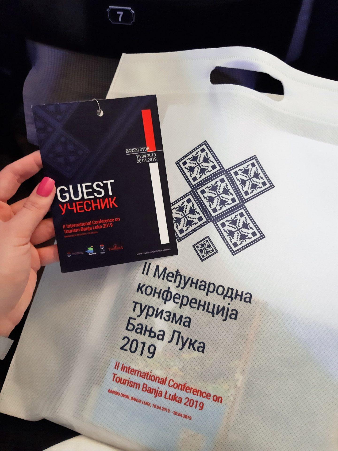 Druga međunarodna konferencija turizma Banja Luka © According to Kristina