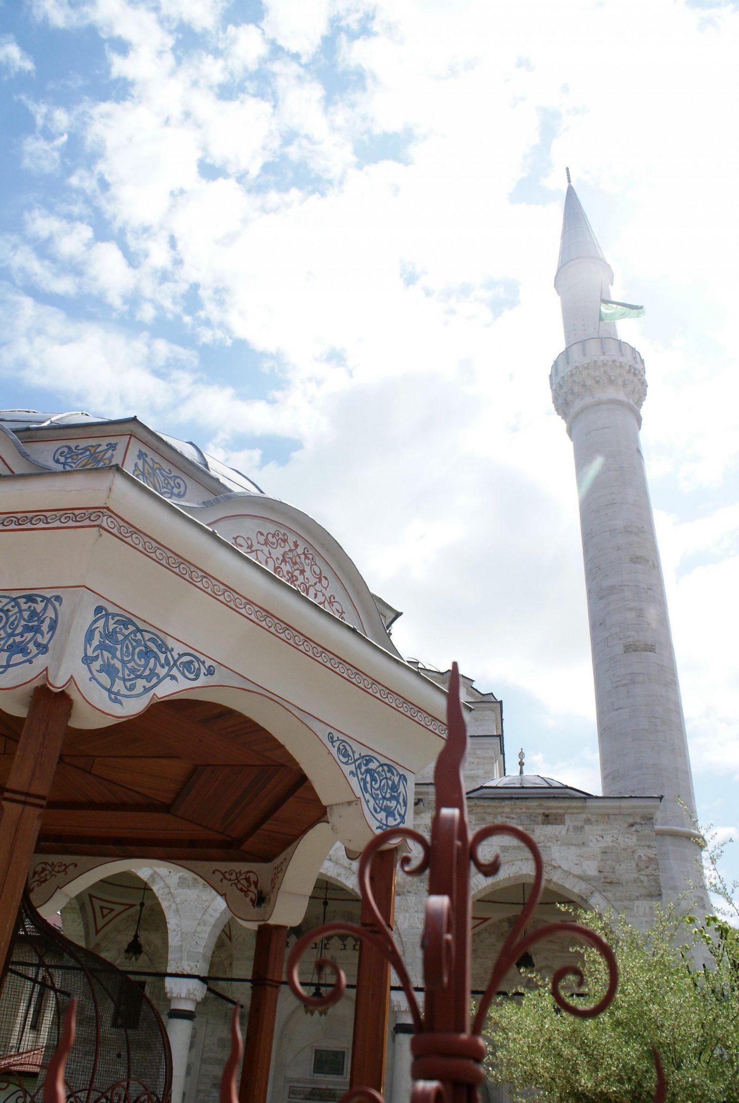 džamija Banja Luka © According to Kristina