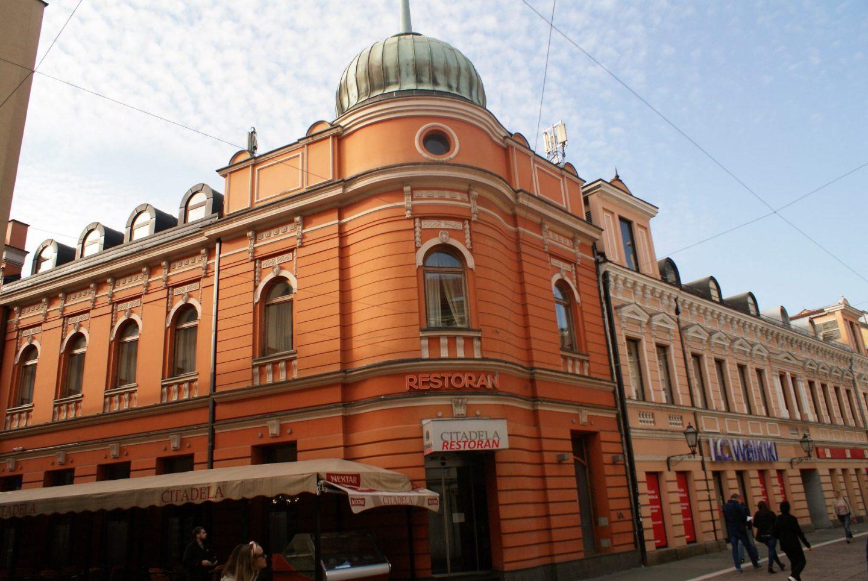 ostaci Austro Ugarske arhitekture © According to Kristina