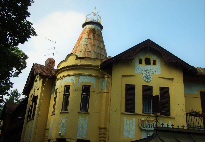 Vila San - Secesija u Vrnjačkoj Banji © According to Kristina