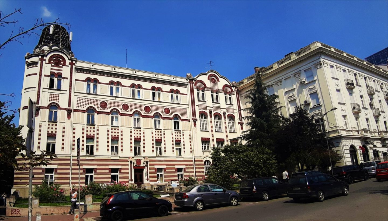 Zgrada Stare telefonske centrale © According to Kristina