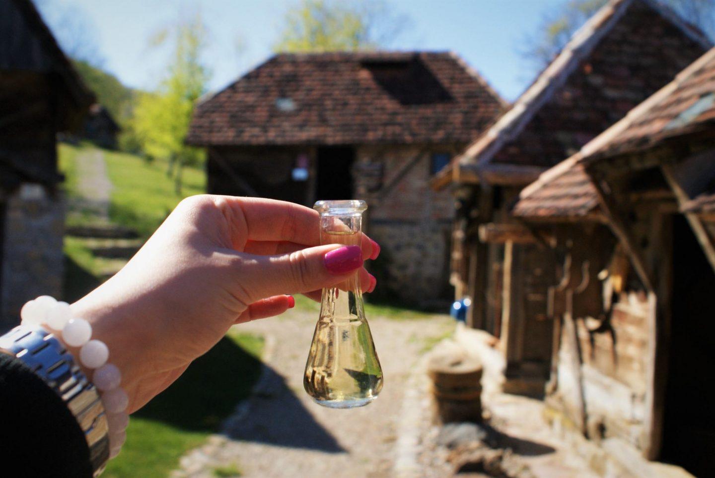 Doček u etno selo Ljubačke doline © According to Kristina