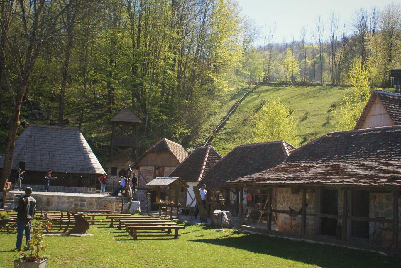 Etno selo Ljubačke doline © According to Kristina