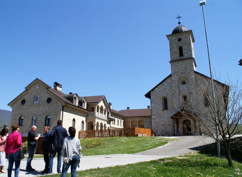 Manastir Svetog Ilije © According to Kristina