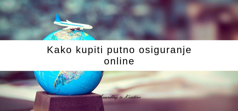 Kako kupiti putno osiguranje online