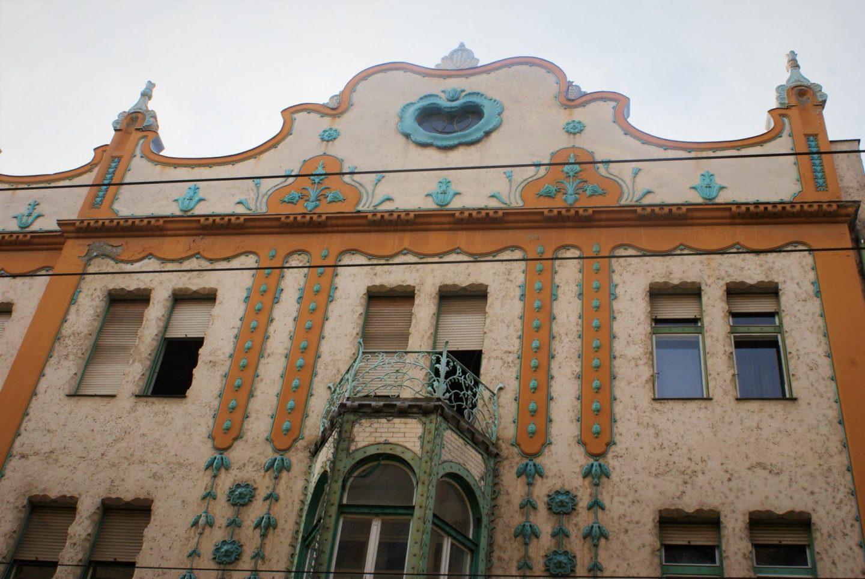 Palata Dojč u Segedinu © According to Kristina