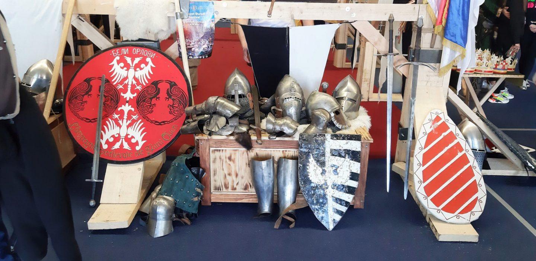 Domaća ponuda viteških igara i sličnih događaja © According to Kristina