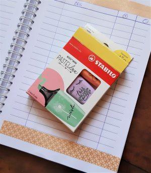 Pastelni markeri koje trenutno obožavam © According to Kristina