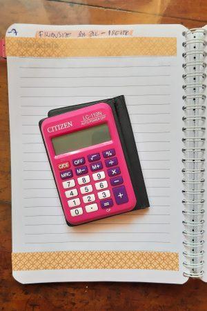 Presek finansija radim na pola meseca © According to Kristina