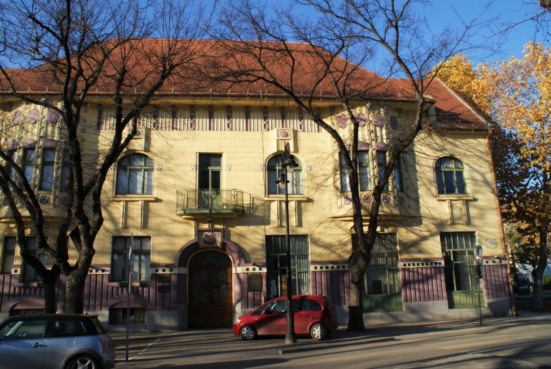 Gradski muzej u Subotici - palata Demeter © According to Kristina