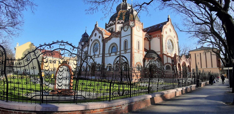 Sinagoga u Subotici © According to Kristina