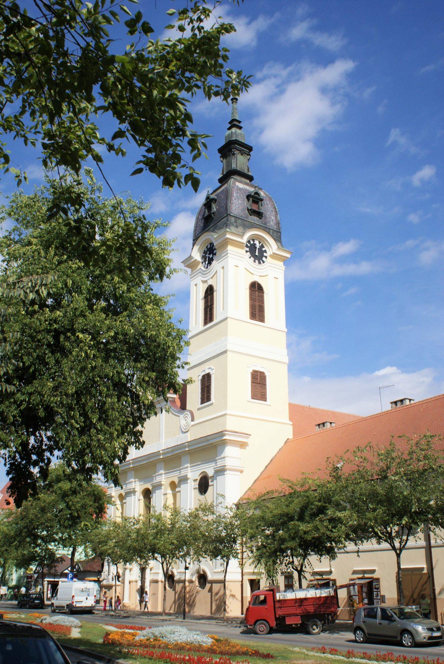 Crkva Presvetog Trojstva © According to Kristina